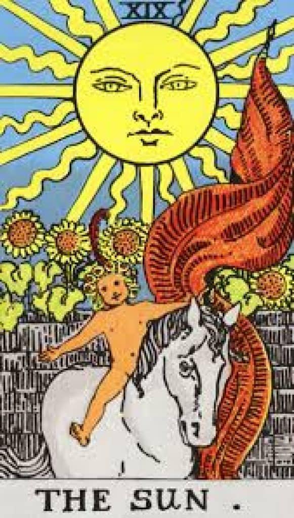 Il Sole nei tarocchi