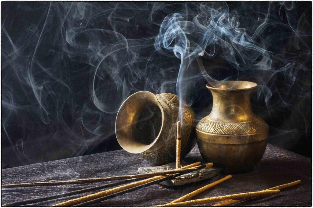 oggetti magici: incensiere